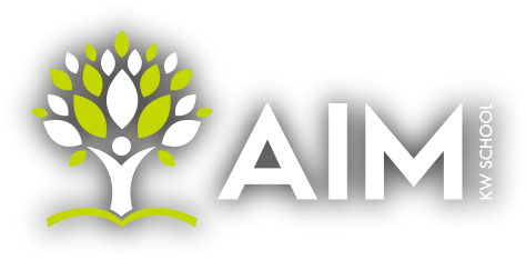 AIM KW SCHOOL LOGO